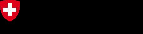 Logo der Schweizerischen Eidgenossenschaft, zur Startseite