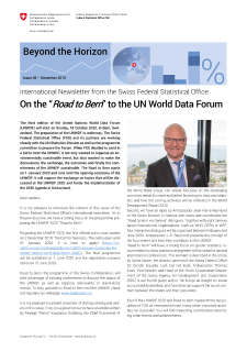 Issue 05 - United Nations World Data Forum (UNWDF) and the Road to Bern