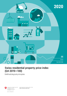Swiss residential property price index (Q4 2019 = 100)