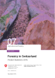 Forestry in Switzerland. Pocket Statistics 2016