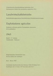 Landwirtschaftsbetriebe Bodenbenützungssysteme Betriebsformen