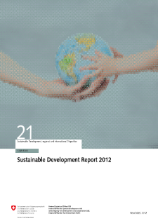 Sustainable Development Report 2012