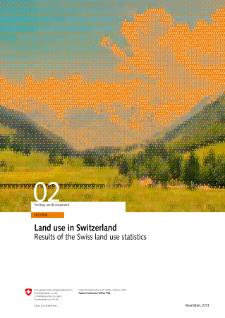 Land use in Switzerland