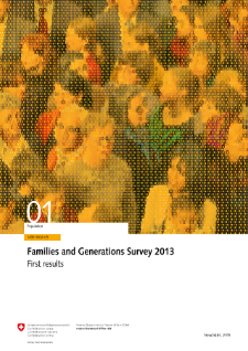 Families and Generations Survey 2013