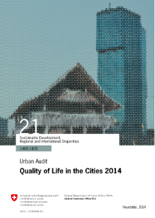 Quality of Life in the Cities 2014
