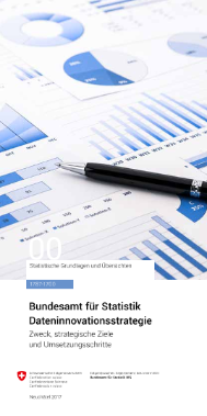Bundesamt für Statistik,  Dateninnovationsstrategie