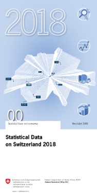 Statistical Data on Switzerland 2018