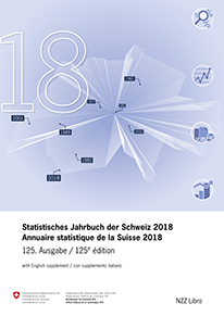 Statistical Yearbook of Switzerland 2018