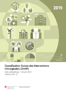 Classification Suisse des Interventions Chirurgicales (CHOP), Volume 2 (M - Z)