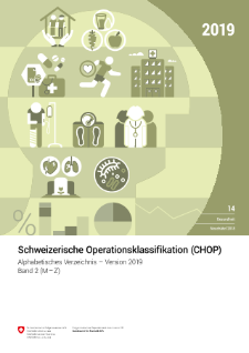 Schweizerische Operationsklassifikation (CHOP), Band 2 (M - Z)