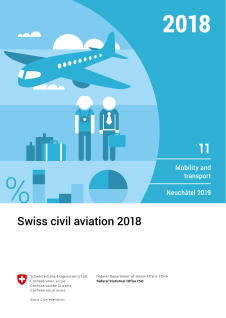Swiss civil aviation 2018