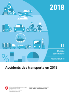 Accidents des transports en 2018